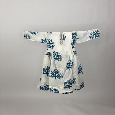 Kids Empire Dress Blue Coral