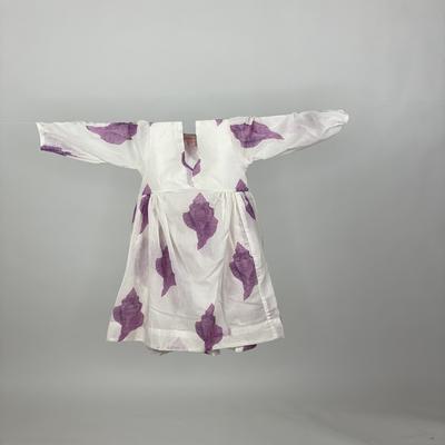 Kids Empire Dress Purple Shell