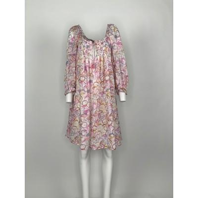 Vintage Prairie Short Dress Pink Cycles